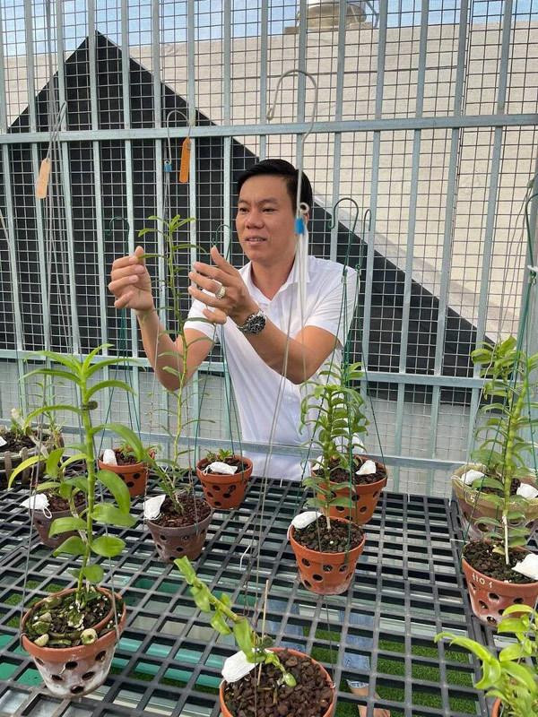 Rẽ hướng trồng lan sau 20 năm kinh doanh mỹ phẩm