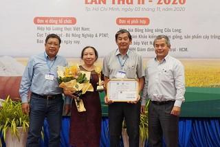 'Xài chùa' logo, gạo Việt có nguy cơ bị cấm thi quốc tế