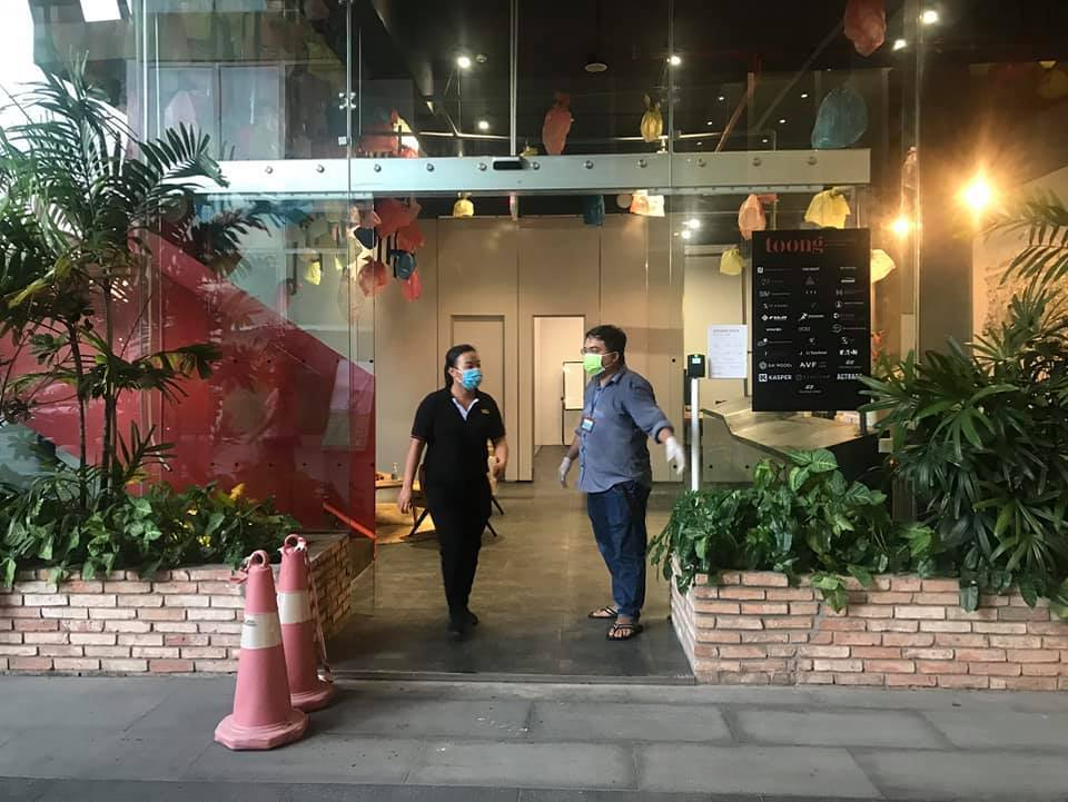 TP Thủ Đức tìm người từng đến khu thương mại Faifo Lane