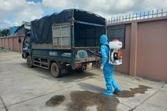 7 người trốn sau thùng xe tải khi qua chốt kiểm dịch ởBà Rịa - Vũng Tàu