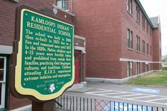 Canada phát hiện 215 hài cốt trẻ em tại trường nội trú cũ