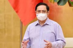 Thủ tướng: 'Thông điệp chống dịch là 5K cộng vắc xin và công nghệ'