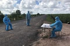 Người phụ nữ nhập cảnh trái phép qua biên giới Tây Ninh