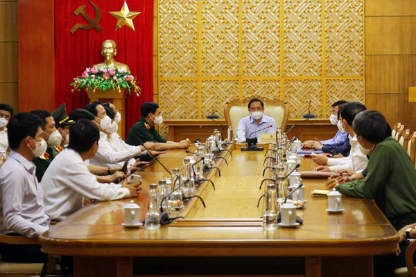 Bắc Giang nâng công suất xét nghiệm nCoV gấp 13 lần
