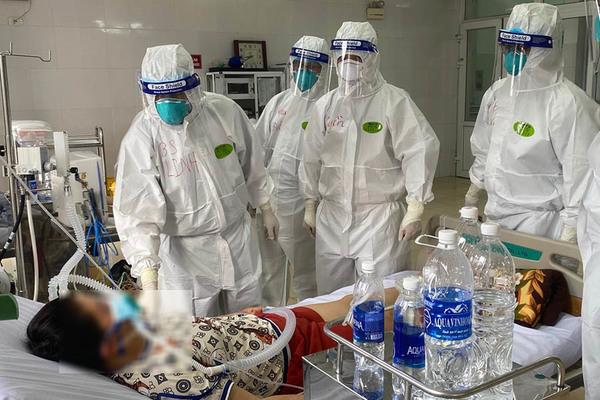Bệnh viện Chợ Rẫy bác thông tin kêu gọi, vận động hỗ trợ cho Bắc Giang