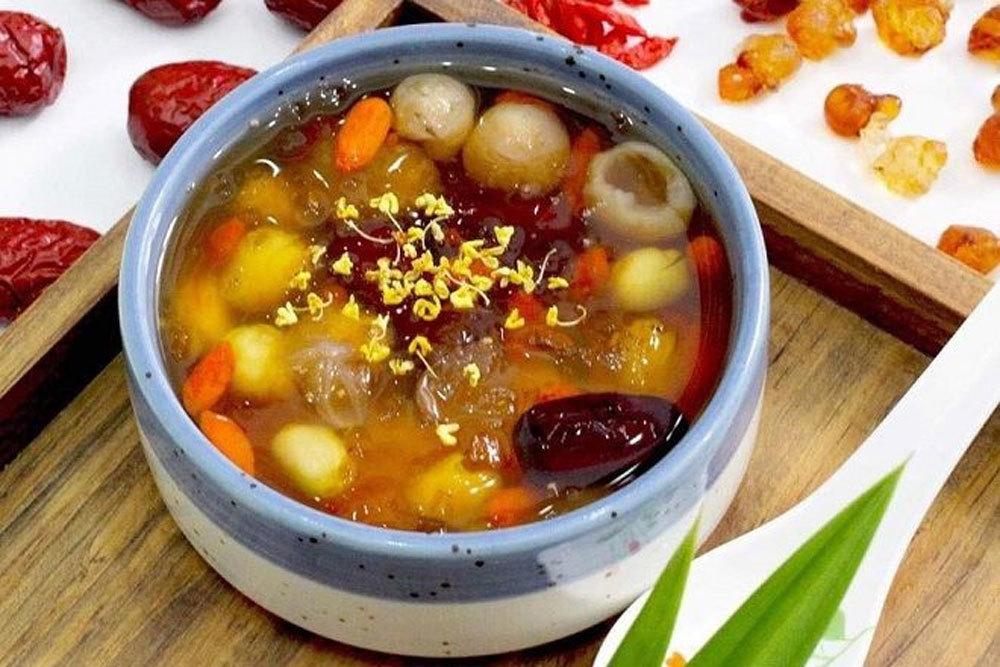 Cách nấu chè dưỡng nhan siêu ngon tại nhà