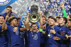Hạ Man City, Chelsea lần thứ hai vô địch Champions League