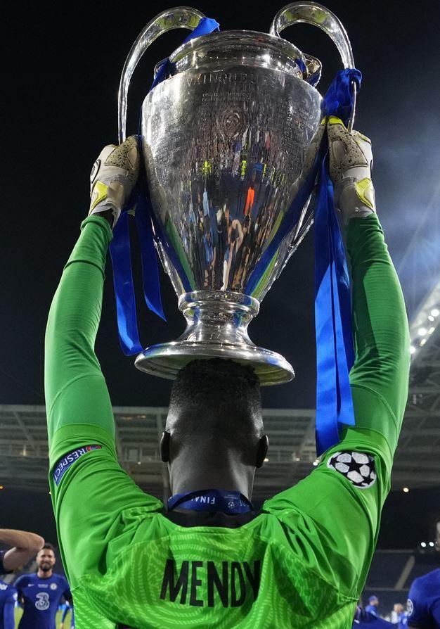 Những khoảnh khắc Chelsea ngất ngây trên tột đỉnh vinh quang