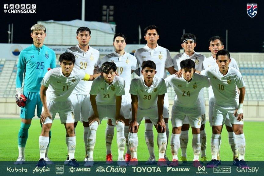 Thái Lan tuột chiến thắng trước đội bóng yếu hơn