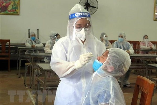 Vietnam reports 52 more domestic COVID-19 infection cases