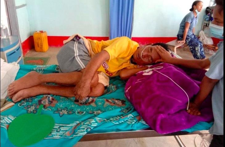 Thảm cảnh bên trong bệnh viện Myanmar giữa thời Covid-19