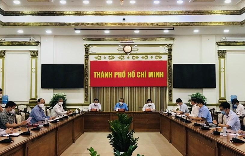 TP.HCM xem xét xử lý 3 người khai báo không trung thực tại bệnh viện Tân Phú