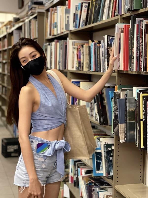 Khánh Vân sụt 6 kg, mắc kẹt tại Mỹ sau cuộc thi Miss Universe