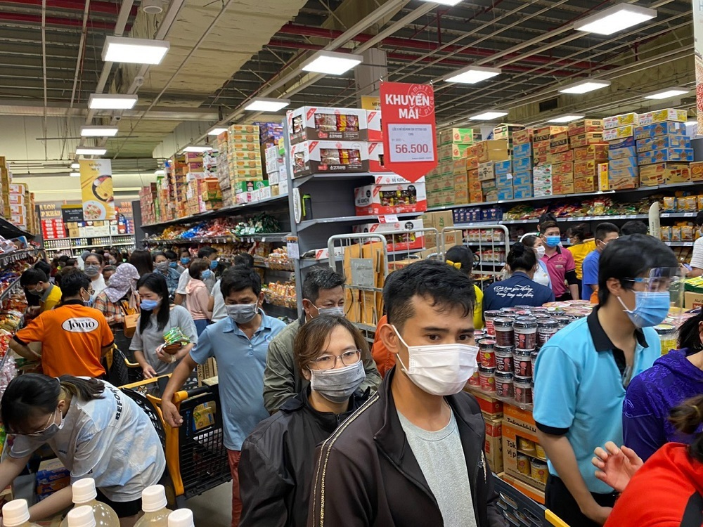TP.HCM tạm dừng hoạt động trung tâm thương mại, siêu thị điện máy