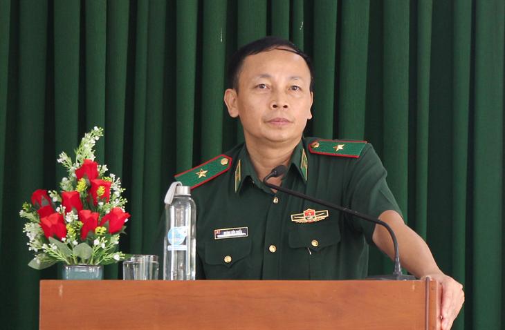 Tướng biên phòng: Quyết liệt chống xuất nhập cảnh trái phép