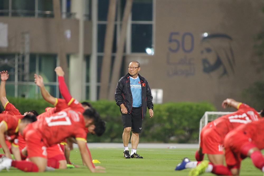 HLV Park Hang Seo đón tin cực vui trước trận gặp Jordan