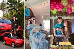 Choáng với độ chịu chi cho con của những bà mẹ siêu giàu châu Á