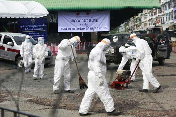 Ca tử vong vì Covid-19 ở Thái vượt mốc mới, Malaysia rục rịch phong tỏa toàn quốc
