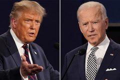 Ông Trump lên án chính sách đối ngoại của Tổng thống Biden
