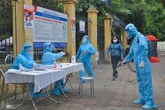 Hà Nội ghi nhận 27 ca dương tính SARS-CoV-2 mới