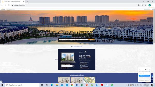 Đặc quyền dành cho khách thuê căn hộ Vinhomes Serviced Residences