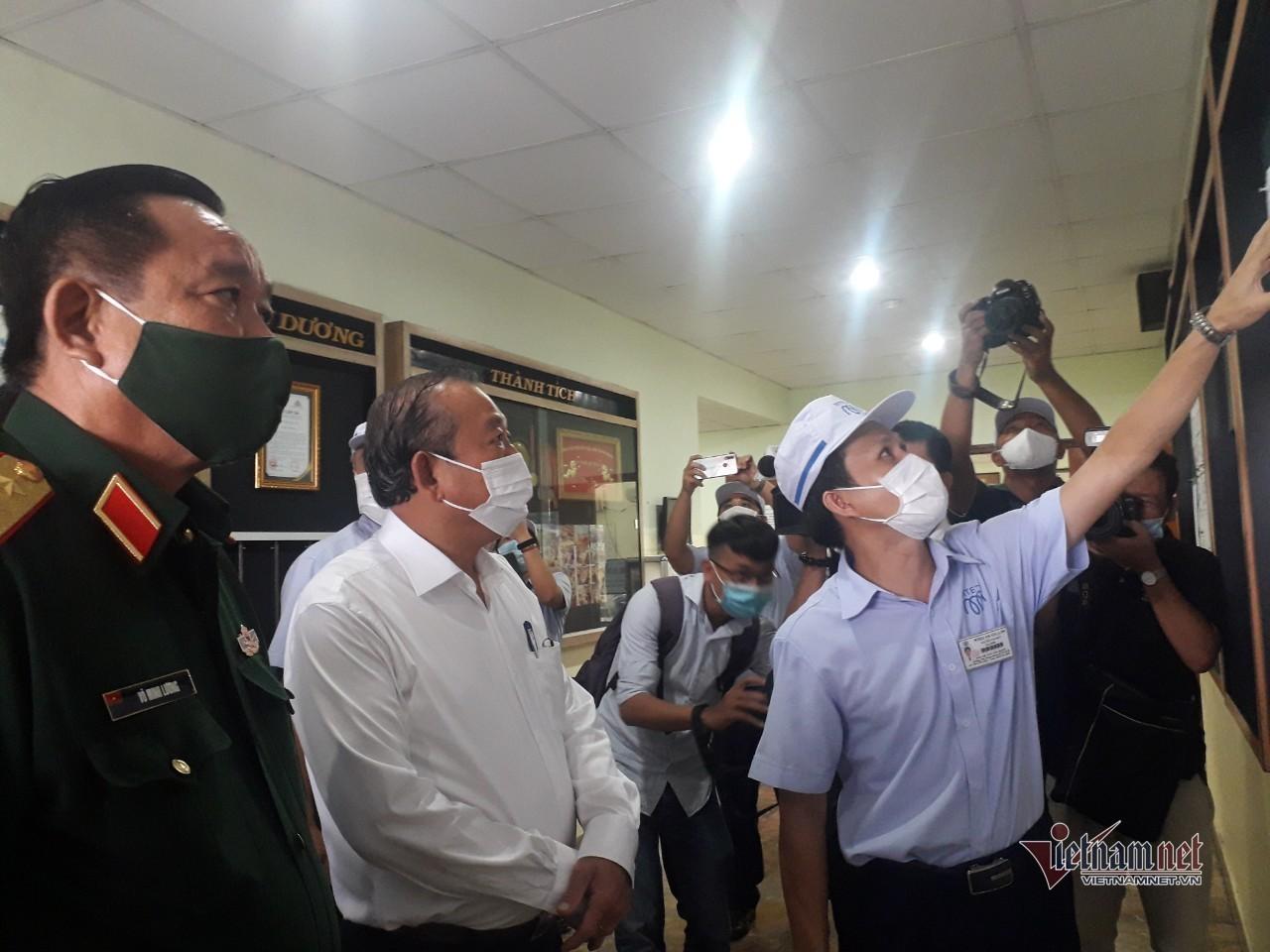 Chủ tịch TP.HCM: Chuỗi lây nhiễm từ nhóm truyền giáo Phục Hưng lan rất nhanh
