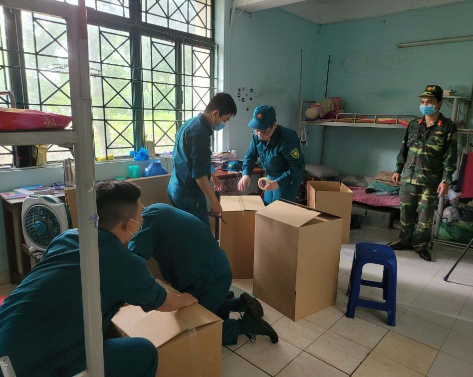 Thêm 3 ký túc xá ở Sài Gòn trở thành khu cách ly tập trung