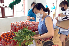 Zero-dongsupermarkets ease hardship for workers in Bac Giang