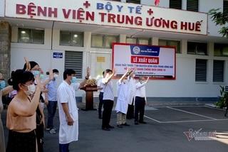 Bệnh viện TƯ Huế cử chuyên gia ra Bắc Giang hỗ trợ chống dịch