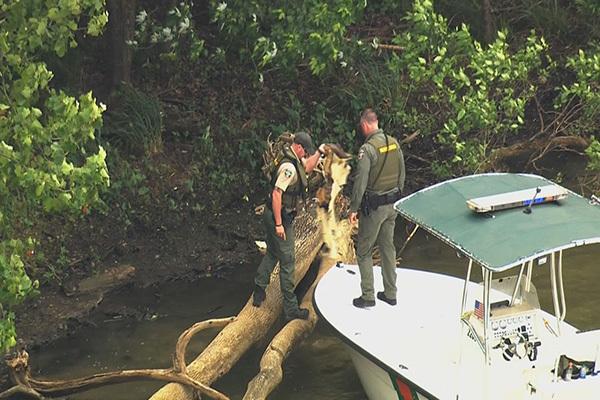 Hiện trường nơi tài tử 'Tarzan' tử nạn vì máy bay rơi