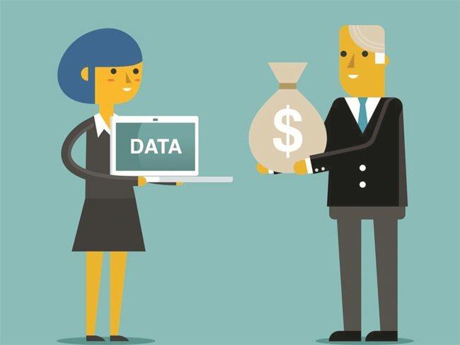 Thông tin cá nhân có phải là hàng hóa để mua bán không?