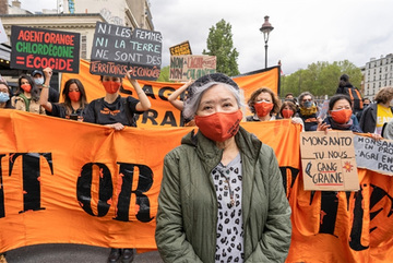 Vietnamese French citizen's long standing battle for justice carries on
