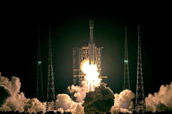 Bước tiến mới trong tham vọng của Trung Quốc đưa người sống ngoài vũ trụ