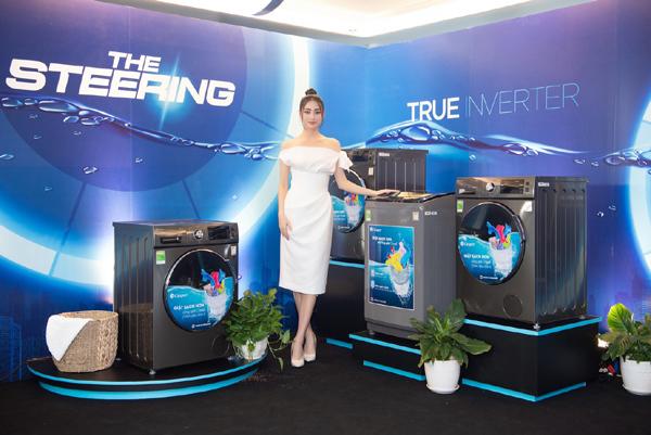 Casper tung 8 mẫu máy giặt mới, nhiều công nghệ hiện đại