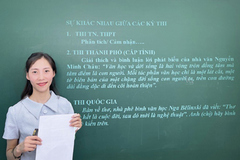 Cô giáo 9x 'truyền lửa' đam mê văn học qua mạng xã hội