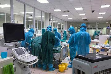 28 bệnh nhân Covid-19 nguy kịch, có 5 ca đang thở ECMO