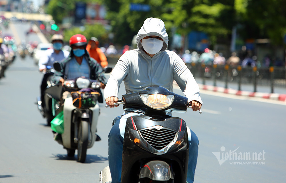 Dự báo thời tiết 1/6: Hà Nội nắng cao điểm, nhiệt độ cán mốc 40 độ