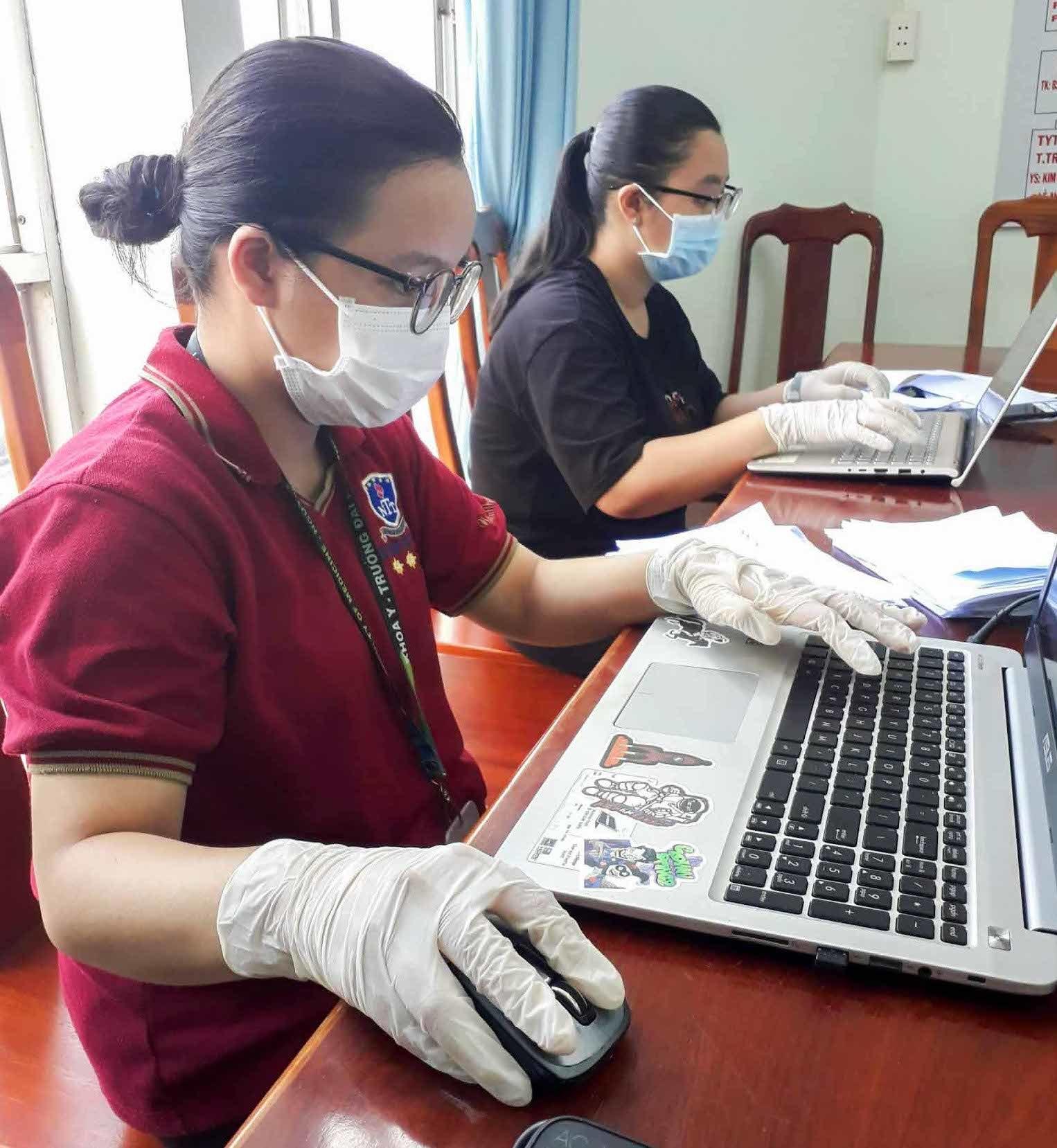 Huy động hơn 600 sinh viên y khoa chống dịch Covid-19 ở TP.HCM