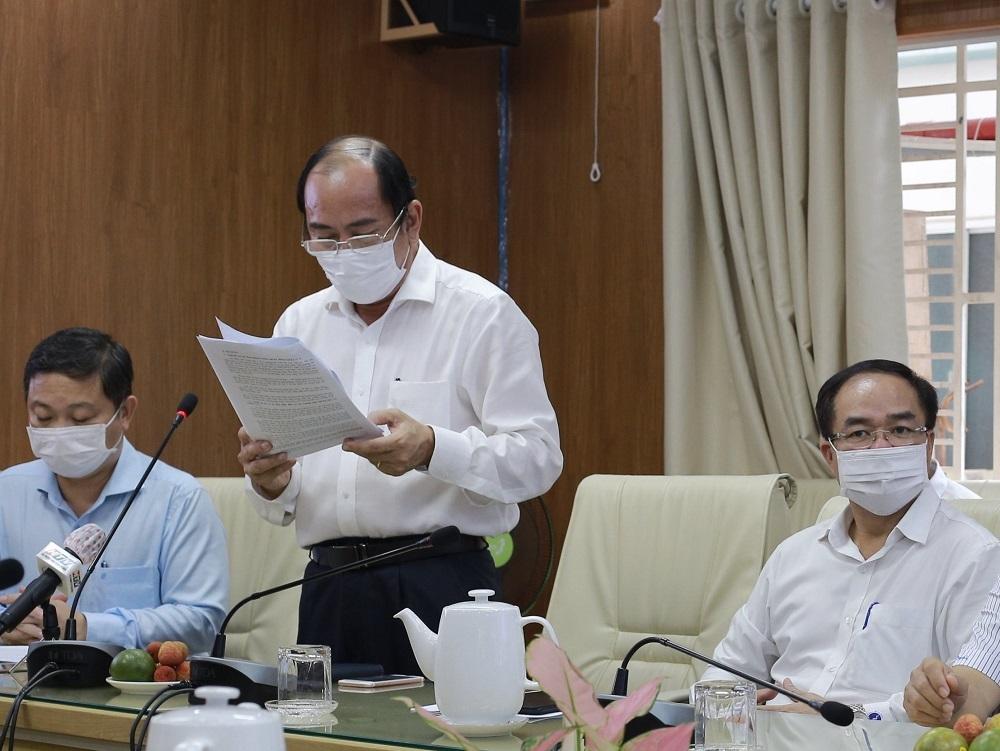 Phó thủ tướng: Tiêm vắc xin cho công nhân để giữ đội ngũ sản xuất phục vụ mục tiêu kép