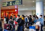Sân bay Nội Bài dừng nhập cảnh hành khách