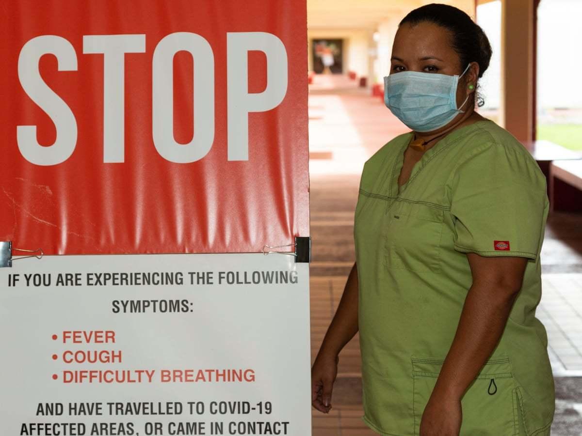 Đảo quốc 'miễn nhiễm' với Covid-19 ghi nhận ca dương tính đầu tiên
