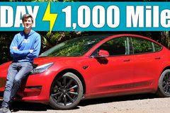 Người dùng chạy thử 1600 km với ô tô điện nhận kết quả bất ngờ
