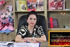 Đại diện bà Phương Hằng làm việc với Sở TT&TT TP.HCM