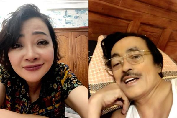 Nghệ sĩ Giang Còi ung thư sụt 14 kg, nói chuyện khó khăn