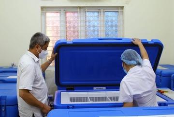 120.000 liều vắc xin Covid-19 đã về tới Bắc Giang