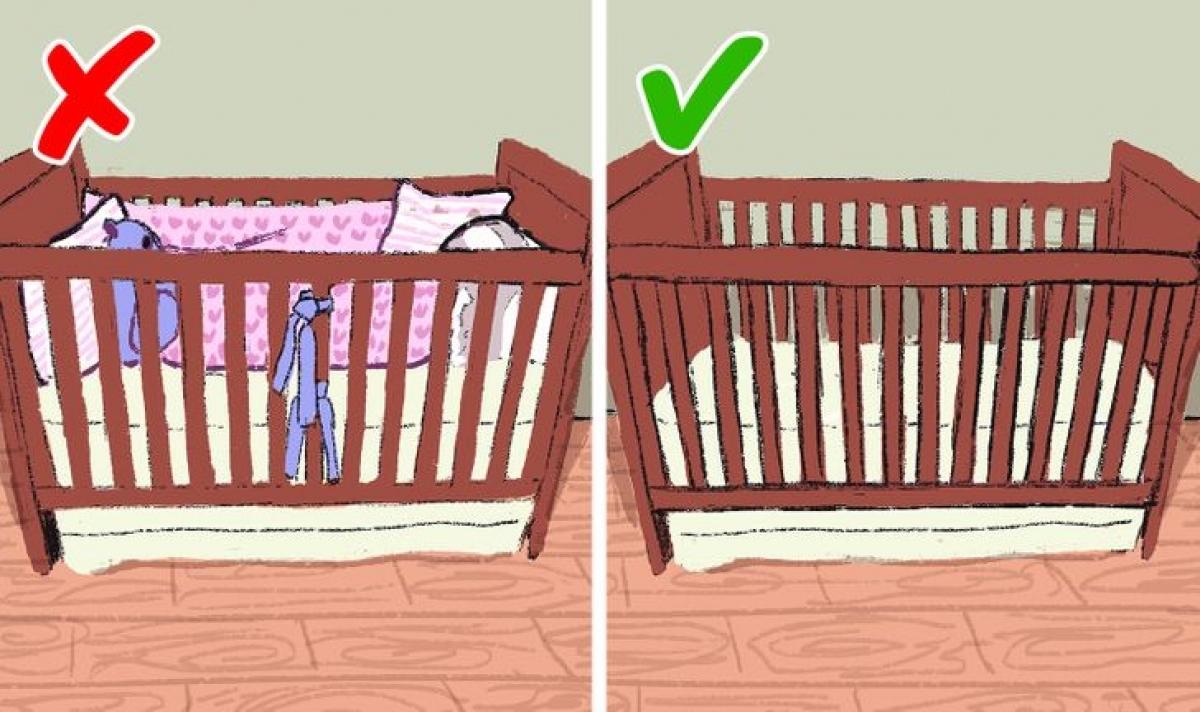 Lưu ý những đồ vật trong nhà để bảo vệ sự an toàn cho trẻ