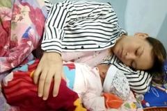 Nơi ở bị phong tỏa, nữ công nhân ở Bắc Giang sinh con ngay tại nhà trọ