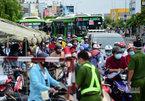 Kẹt xe nghiêm trọng ở Gò Vấp, Chủ tịch quận lệnh xả chốt liên tục