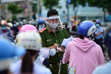 Bí thư Nguyễn Văn Nên: Sẽ chi viện lực lượng cho Gò Vấp thực hiện phong tỏa