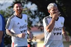 Messi ra tay, muốn PSG tiễn Mauri Icardi đưa Aguero về
